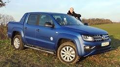 Der VW Amarok im Test - Goodbye, Amarok! Review Kaufberatung Fahrbericht