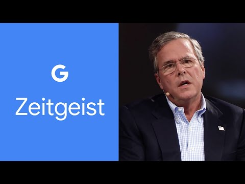 Going up against Trump - Jeb Bush - Zeitgeist 2016