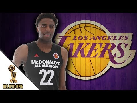 Los Angeles Lakers Promise To Draft Mitchell Robinson!!! | NBA News