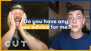 Gay Son & His Gay Dad Play Truth or Drink | Truth or Drink | Cut