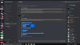 fortnite scrim bot. (last 3 codes and countdown bot)