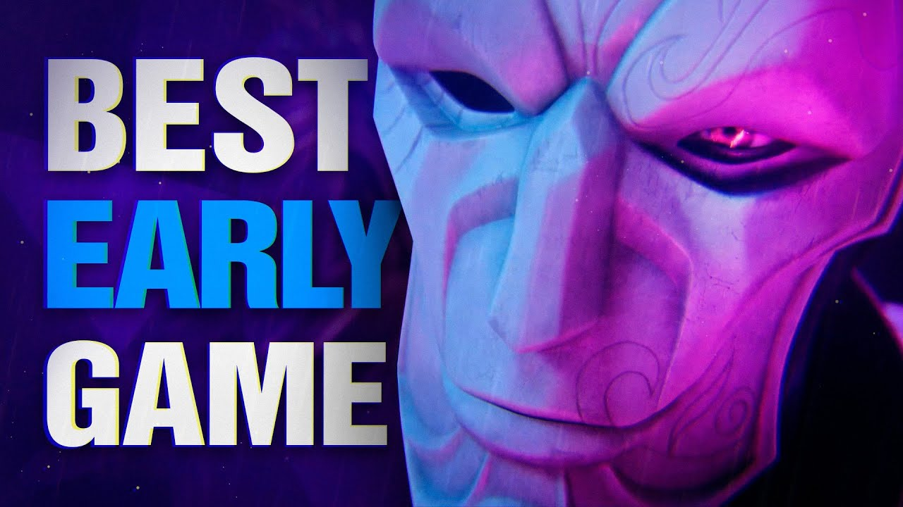 16 Of The Best Early Game Champions In Season 10 Youtube