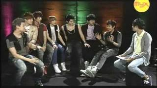 Download U-Kiss-MYX Special Part 3 MP3 song and Music Video