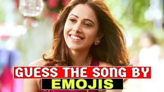 Guess The Song By EMOJI Challenge | Bollywood Songs Challenge