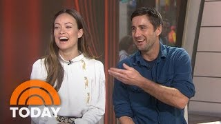 Olivia Wilde, Luke Wilson: 'We Felt Lucky' To Be In 'Meadowland' | TODAY