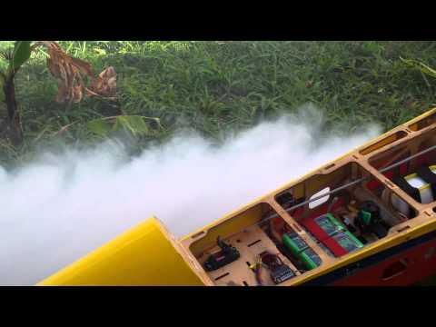 Tme smoke system pro dle 55cc