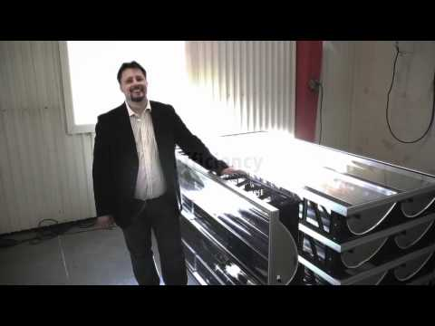 Solarus Hybrid Solar Collector presented by Stefan Larsson