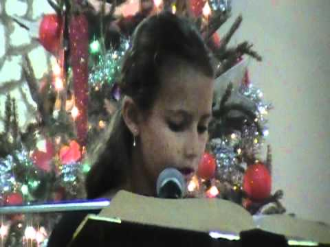Kerstgedicht Aruba 2011