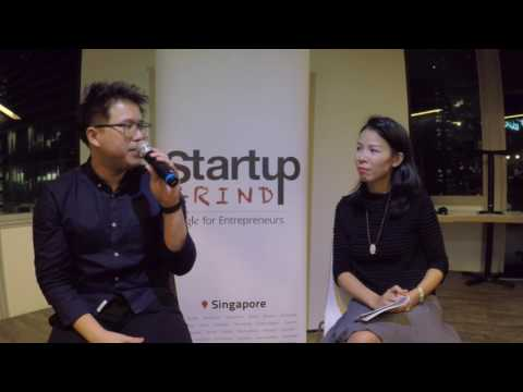 Dixon Chan (Burpple) - Starting a Food Discovery Platform in Singapore