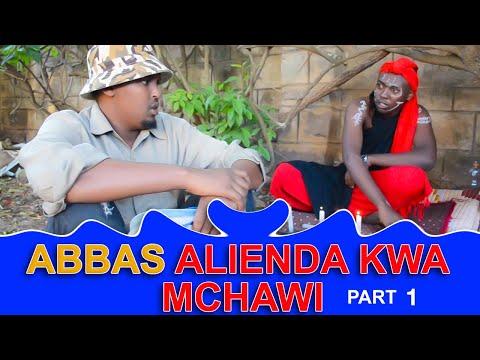 Abbas Comics    Abbas alienda kwa mchawi part 1
