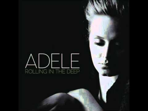 Adele - Rolling in the deep REMIX