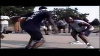 Уличный баскетбол!!!