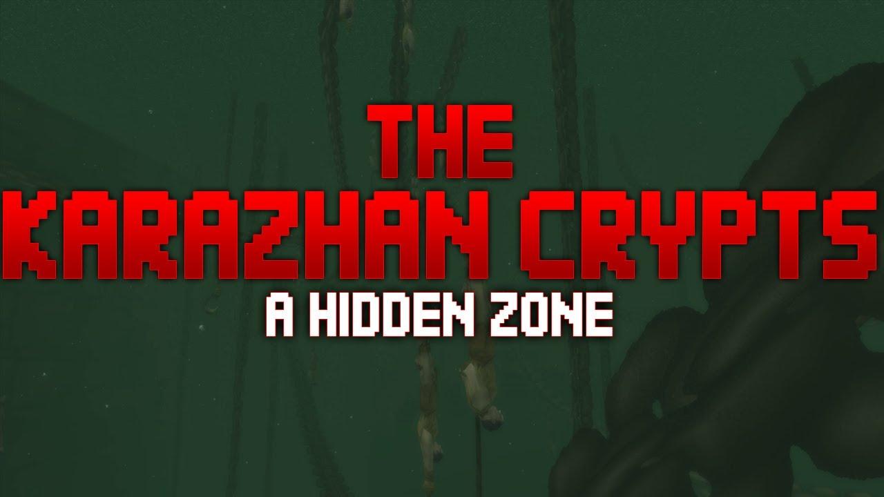 karazhan crypts how to get in