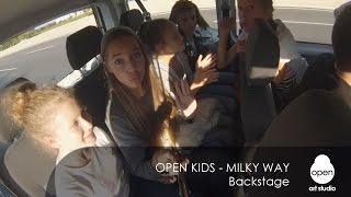Open Kids - Milky Way (Backstage) - Open Art Studio