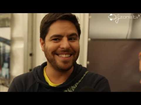 Interview Gui Boratto @ Awakenings Festival 2013