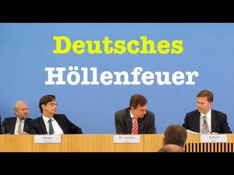 26. Juni 2017 - Komplette Bundespressekonferenz
