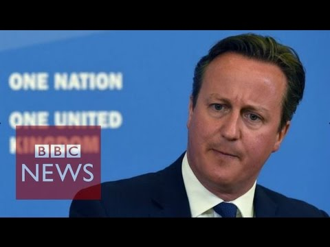 David Cameron speech on extremism - BBC News