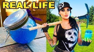 FORTNITE OBJECTS / CHARACTERS IN REAL LIFE - HB_16