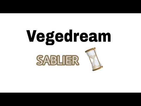 sablier vegedream