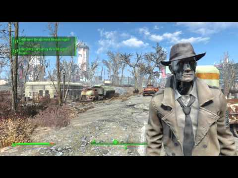Fallout 4 -  X-01 Power Armor (NEW) Location