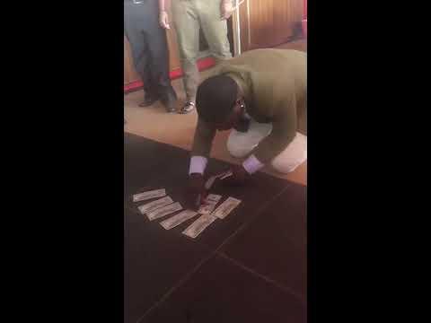 Jack Pemba Showing off cash