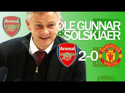 PAUL POGBA MUST HAVE OPERATION I Ole Gunnar Solskjaer | Arsenal 2-0 Manchester United