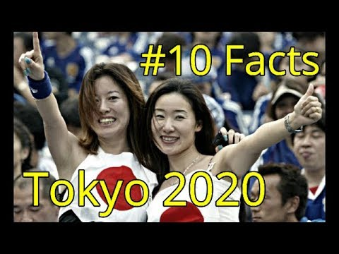 10 FACTS ABOUT TOKYO 2020 SUMMER OLYMPICS.