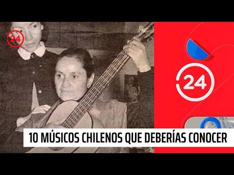 10 Músicos Chilenos Que Deberías Conocer