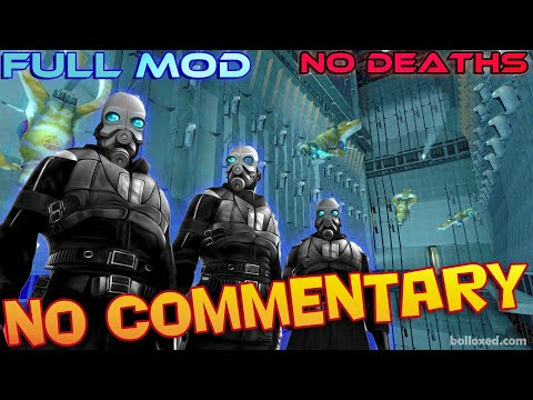 Half-Life 2: Combine Combat - Full Walkthrough  【NO Commentary】