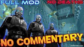 Half-Life 2: Combine Combat - Full Walkthrough  【NO Commentary】