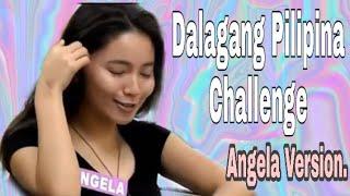 """Pbb Otso Batch 3 : Angela & Yen, Nag """"DALAGANG PILIPINA CHALLENGE"""" sa loob ng bahay ni Kuya."""