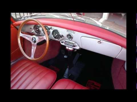 Porsche 356 B T5 Super 90 Cabriolet 1960 Sold Youtube