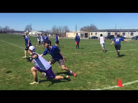 WCU men's ultimate 2018