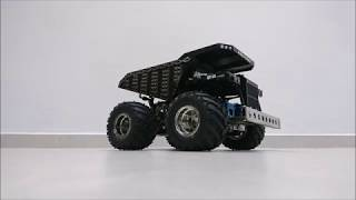 Tamiya Metal Dump Truck - GF01