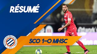 VIDEO: Résumé SCO 1-0 MHSC (Ligue 1 Conforama J26)
