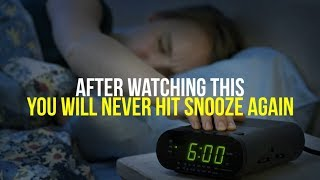 What Happens to Your Body When You Hit the Snooze Button