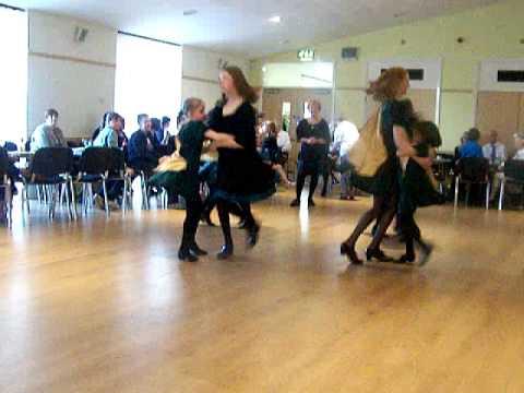 Irish Dancing from Newark-On-Trent