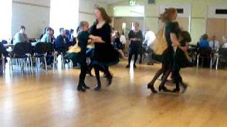 Irish Dancing from Newark-On-Trent