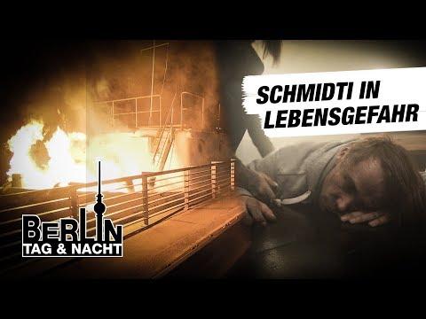 Das Hausboot brennt: Überlebt Schmidti?  #1848   Berlin - Tag & Nacht