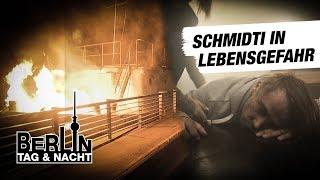 Das Hausboot brennt: Überlebt Schmidti?  #1848 | Berlin - Tag & Nacht