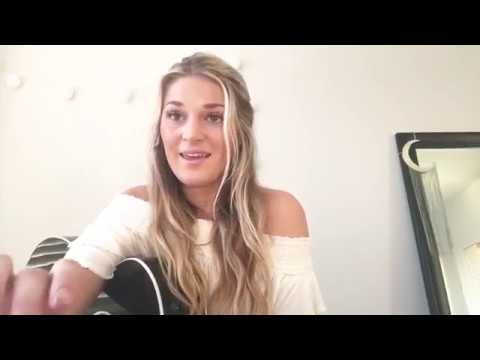 Jillian Steele (Cover) Yesterday's Song by Hunter Hayes