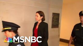 Trump Aide Capitol Hill: As Reports Find Giuliani Is Under Federal Investigation | Deadline | MSNBC