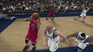 NBA 2K10 Teaser #2 - Derrick Rose