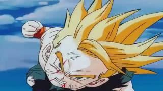Goten & Trunks VS Cell Jr's ( 孫悟天 トランクス VS セルジュニア )