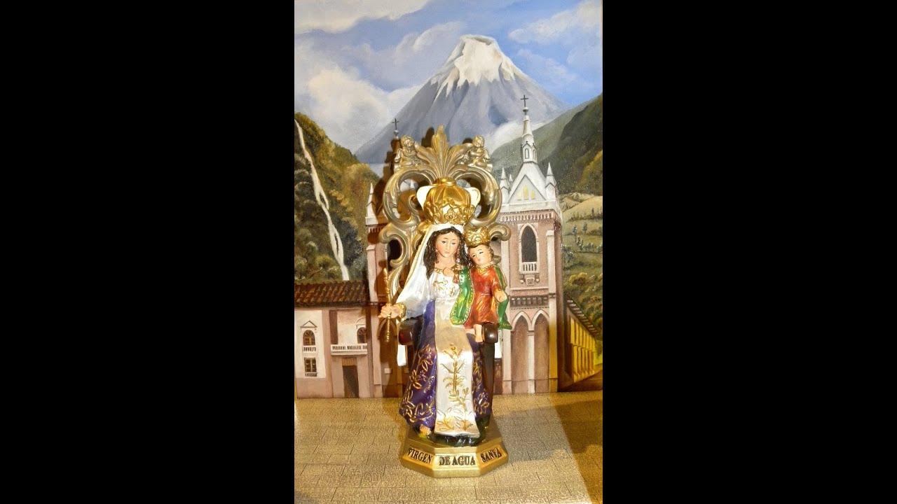 Virgen de ba os 2013 en barcelona espa a youtube - Banos en madrid ...
