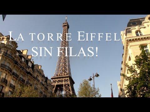 La torre Eiffel sin hacer fila - AXM París #4