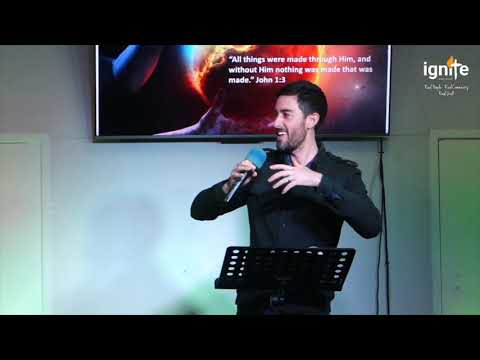 Ps Joshua Gibbs - Miracles: Jesus Is Greater Than Moses
