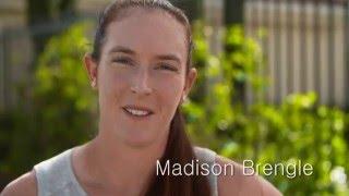 WTA Frame Challenge   Madison Brengle