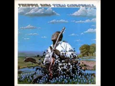 FREDDIE KING (Gilmer , Texas , U.S.A) - I'd Rather Be Blind