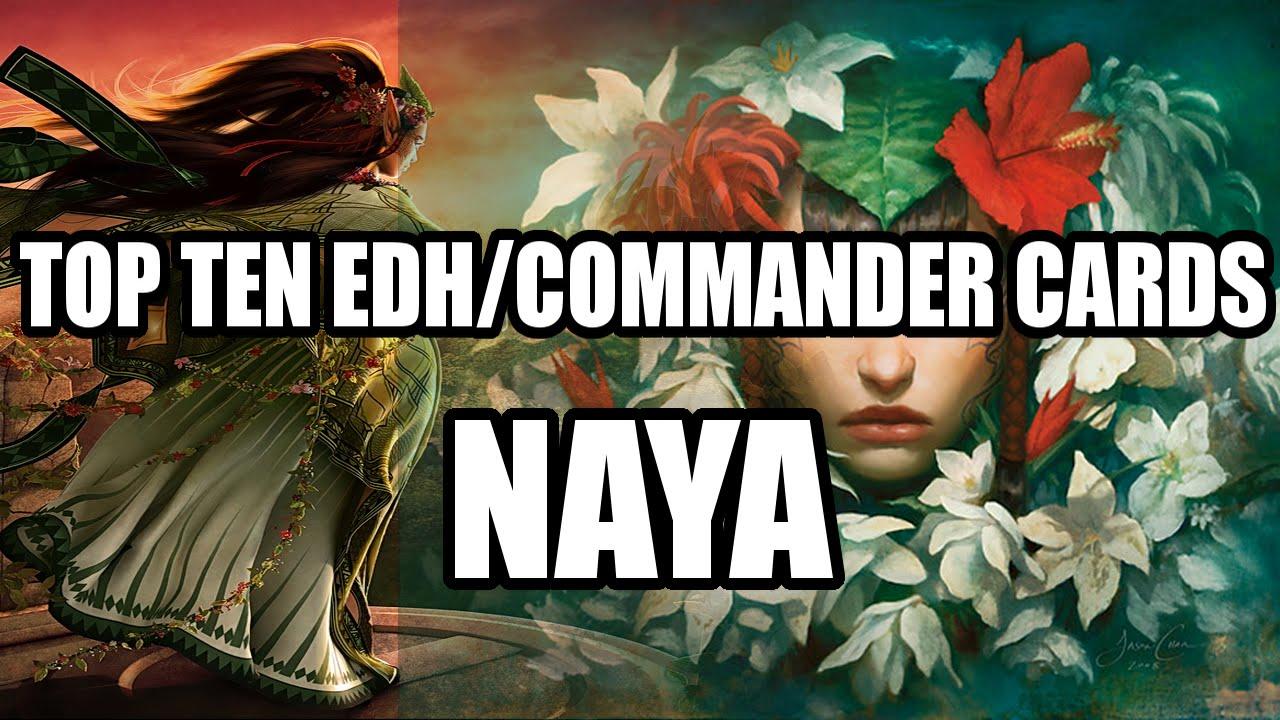 Top 10 Naya Magic the Gathering Cards